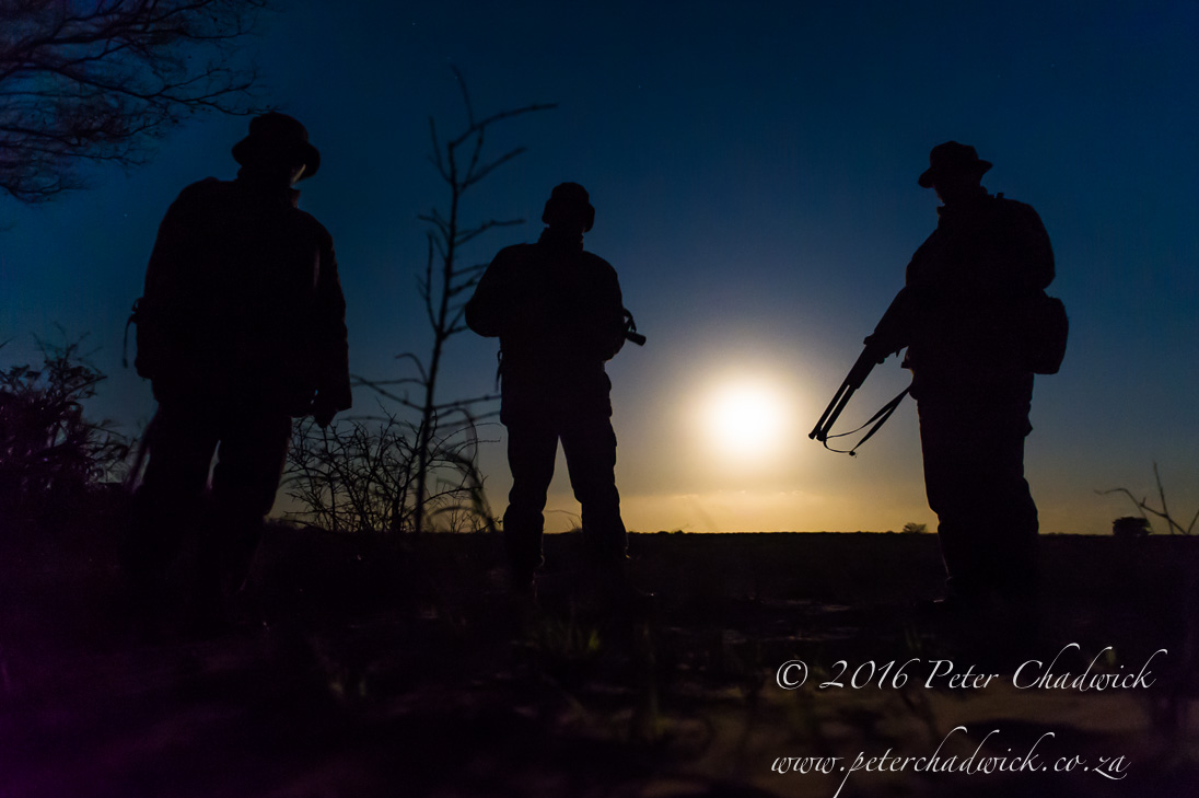 Full_Moon_Ranger_Patrol_©PeterChadwick_AfricanConservationPhotographer