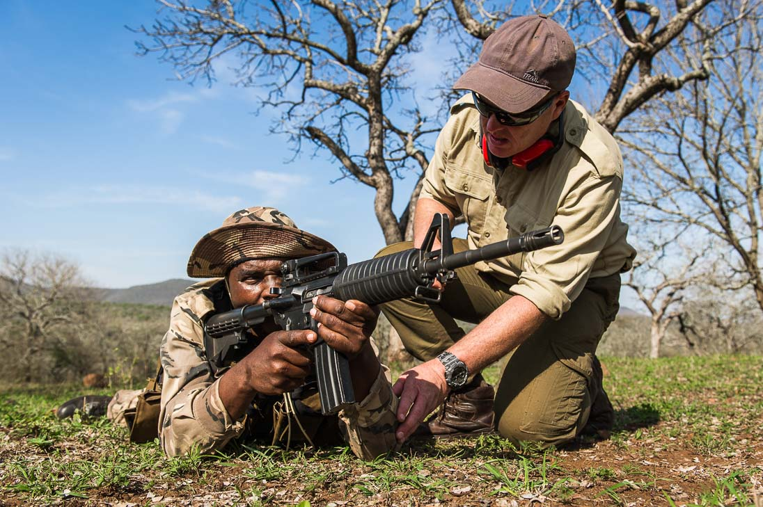 Ranger Training_©PeterChadwick_AfricanConservationPhotographer