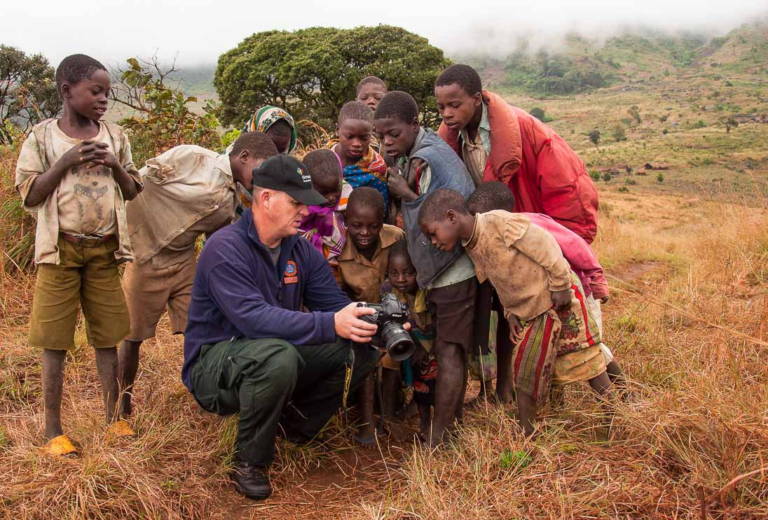 Peter Chadwick African Conservation Photographer